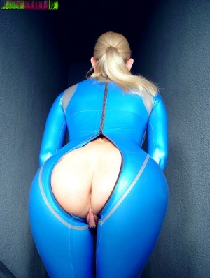 Latex Butt
