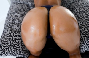 Oiled Butt